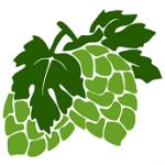 Ikona: storžek hmelja z listi