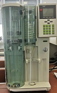 Avtomatski destilator Büchi