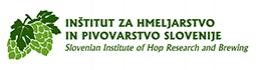 Logotip: Inštitut za hmeljarstvo in pivovarstvo Slovenije
