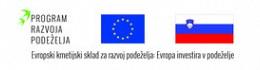 Logotip: Program razvoja podeželja, Evropski kmetijski sklad za razvoj podeželja Evropa investira v podeželje