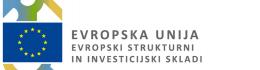 Logotip Evropska unija, Evrospi invsticijski in strukturni skladi