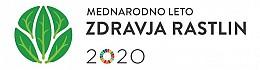 Logotip Mednarodno leto zdravja rastlin 2020.